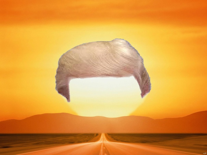 trump-sun